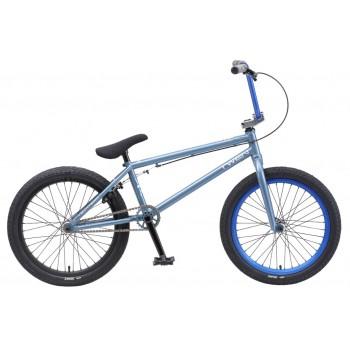 """Велосипед Teach Team BMX Twen 20"""" синий 2020 Cr-Mo хром-молибден"""